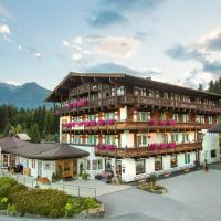 Hotel Hubertus, hotel in Neukirchen am Großvenediger