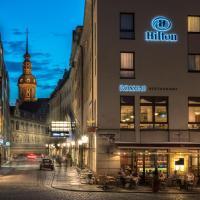 ヒルトン ドレスデン、ドレスデンのホテル