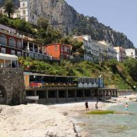 Hotel Belvedere e Tre Re, hôtel à Capri