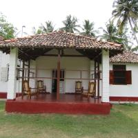 The Colonial Villa, hotel in Midigama