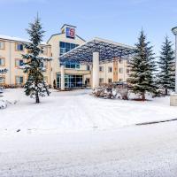 Motel 6-Red Deer, AB, hotel em Red Deer