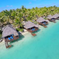 Aitutaki Lagoon Private Island Resort (Adults Only), hotel in Arutanga