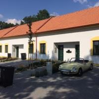 Apartmány Hlohovec, отель в городе Глоговец