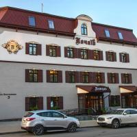Premier Hotel Pochaiv, hotell sihtkohas Potšajiv