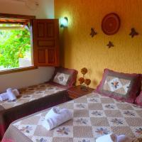Pousada Frau Spring, hotel na Ilha de Boipeba
