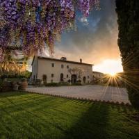 Relais Osteria Dell'Orcia, hotel in Bagno Vignoni