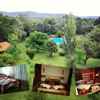 Hotel y Cabañas Green Park, hotel in Nono