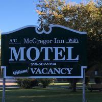 McGregor Inn Motel, hotel in Saratoga Springs