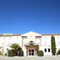 B&B Hôtel Avignon (2), hotel v mestu Le Pontet