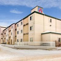Motel 6-Stony Plain, AB: Stony Plain şehrinde bir otel