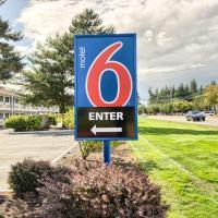 Motel 6-Everett, WA - North, hotel near Snohomish County Airport - PAE, Everett