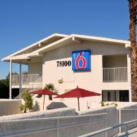 Motel 6-Palm Desert, CA - Palm Springs Area, hotel in Bermuda Dunes