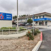 Motel 6-Salinas, CA - South - Monterey Area