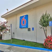 Motel 6-Sacramento, CA - Old Sacramento North, Hotel in Sacramento