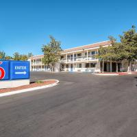 Motel 6-Redding, CA - South