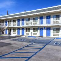 Motel 6-Phoenix, AZ - Airport - 24th Street, hotel near Phoenix Sky Harbor International Airport - PHX, Phoenix