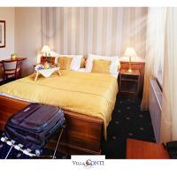 Hotel Villa Conti, hotel v Písku