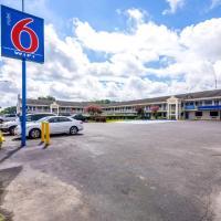 Motel 6-Anniston, AL