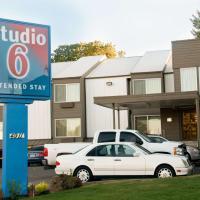 Studio 6-Portland, OR