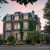 The Mansion on Delaware Avenue, Hotel in Buffalo