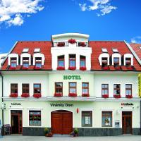Hotel Vinarsky Dom, hotel in Pezinok