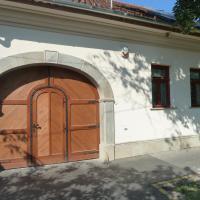 Kabóca Vendégház, отель в городе Вац