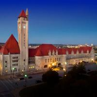 St. Louis Union Station Hotel, Curio Collection by Hilton, hotel in Saint Louis