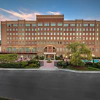 Carnegie Hotel & Spa, hotel in Johnson City