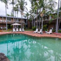 The Galaxy Motel, hotel en Gosford