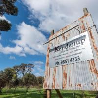 Kendenup Cottages and Lodge, hotel in Kendenup