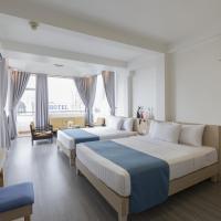 Meraki Boutique Hotel- Bùi Viện Street, hotelli Hồ Chí Minhin kaupungissa