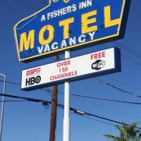 A Fisher's Inn Motel, hotel in Las Vegas