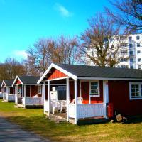 Helsingør Camping & Cottages Grønnehave, hotel i Helsingør