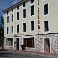 Palais Cathare、Bélestaのホテル