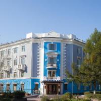 Amur Hotel, hotel in Komsomolsk-on-Amur