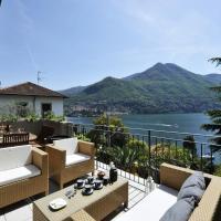 Villa Bellini, hotell i Moltrasio