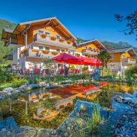 Hotel Hammerwirt - Forellenhof, hotel in Untertauern