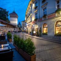 Hotel Polski Pod Białym Orłem, hotel in Krakow