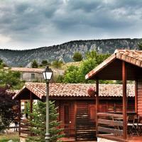 Fuente Del Arca, hotel en Cañamares