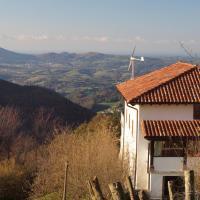 Casa Rural Enekonea, hotel en Urdax