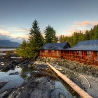Wild Renfrew Seaside Cottages, hotel in Port Renfrew