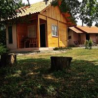 Café e Cabanas Lenha no Fogo, hotel em Urubici