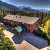 Overlander Mountain Lodge, hotel em Jasper