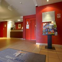 Kosy Appart Hôtel La Maison Des Chercheurs, hôtel à Vandœuvre-lès-Nancy
