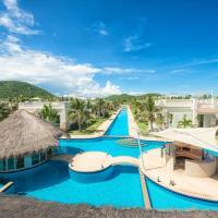 Oriental Beach Pearl Resort, hotel in Sam Roi Yot
