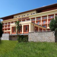 Wellness Resort Energetic, hotel v Rožnově pod Radhoštěm