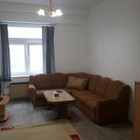 Apartmán u červeného kostela, hotel in Teplice