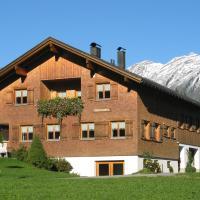 Haus Felder Schoppernau