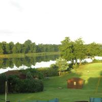 Annexe at Gosfield Lake, hotel in Gosfield