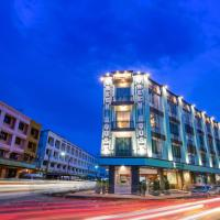 Green House Hotel, hotel in Krabi town